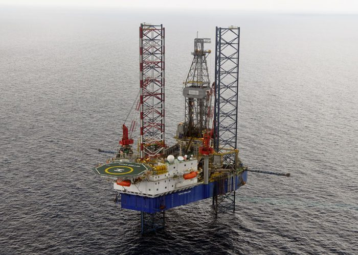FOSS & ESG Awarded Services Contract for Topaz Driller