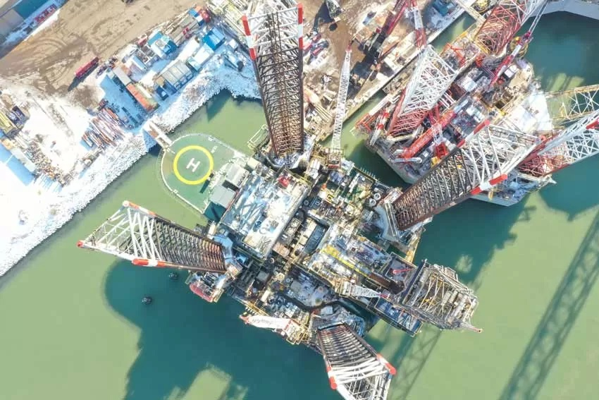 FOSS & ESG Secures a Contract with Petrodec