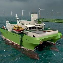 FOSS & ESG Awarded Groene Wind Service Contract